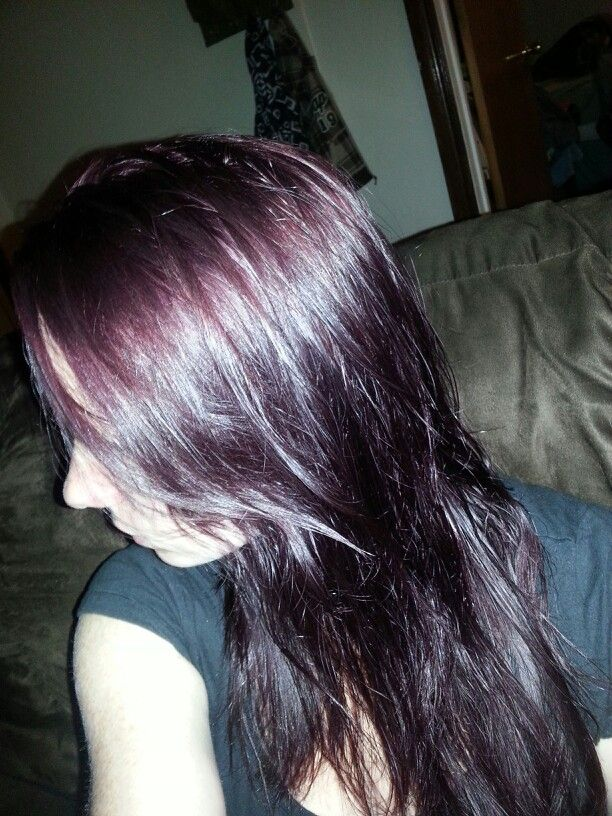 Age Beautiful 4v Dark Plum Brown Love This Color So Much And My