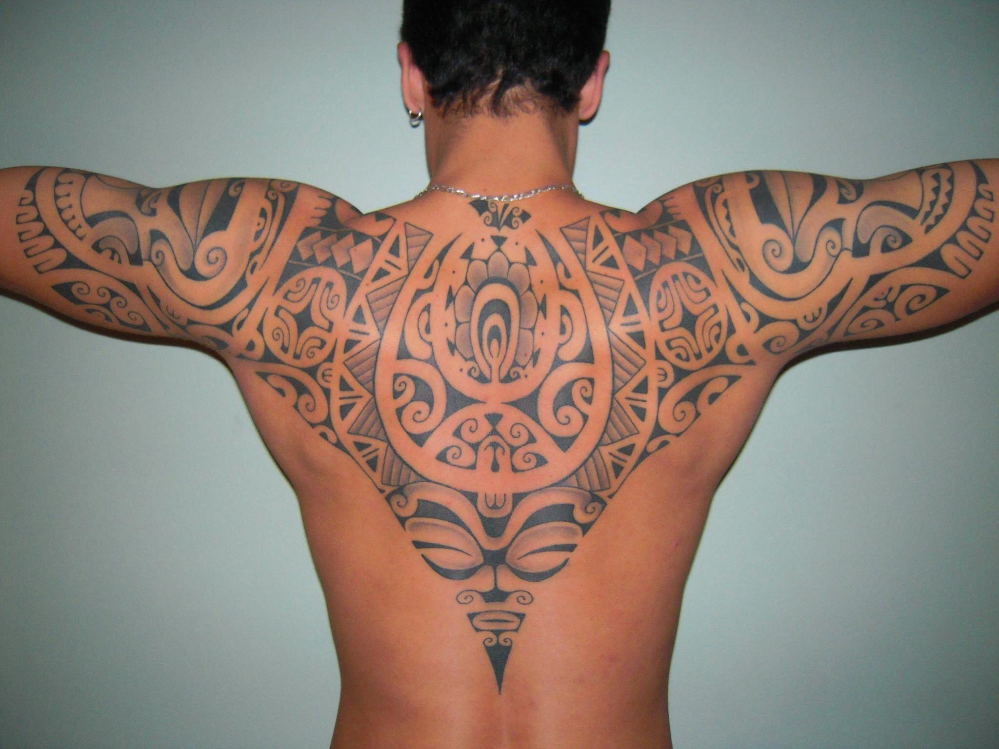 Grooming Tattoo Maoritattoos Tetovalas Polynesian