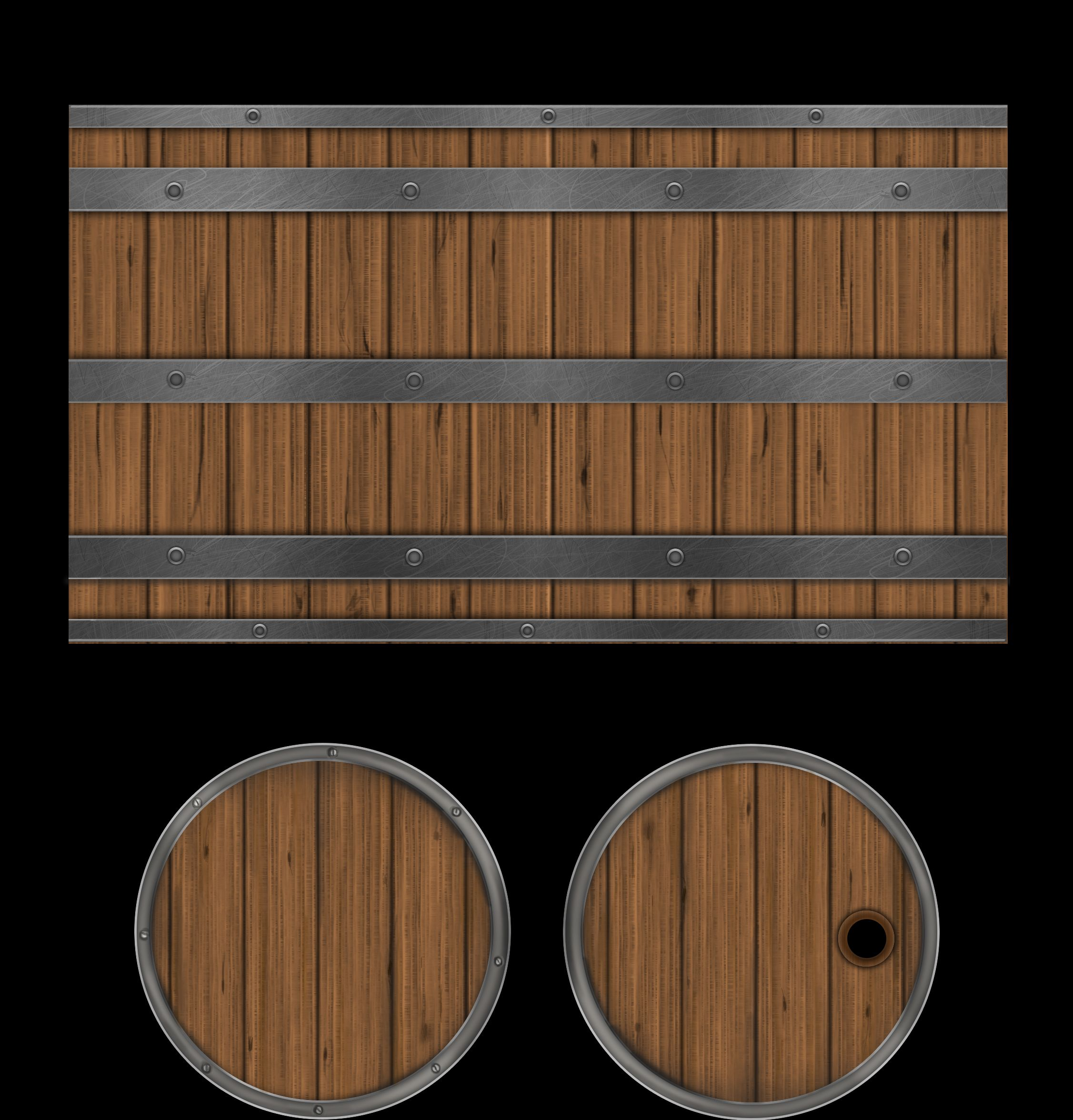 Tibirogue 2015 Barrel Texture Hand Painted Textures Texture