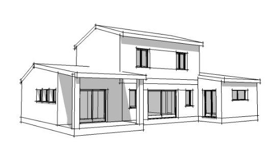 Comment dessiner une maison en 3d logiciel dessin plan - Logiciel dessin plan maison gratuit ...