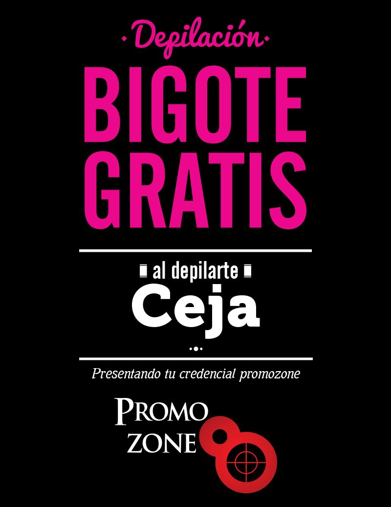 Promociones Depilación Con Hilo Mónica Aguilar Promociones De Salones De Belleza Logo De Salón De Belleza Ideas De Peluquería