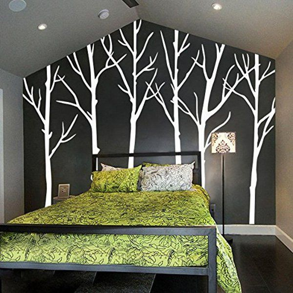 45+ Beautiful Wall Decals Ideas | Wall sticker, Wall decals and ...