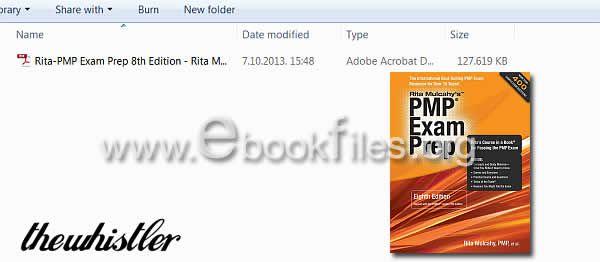 Pmp exam prep 8th edition pdf by rita mulcahy free full pmp exam prep 8th edition pdf by rita mulcahy free full fandeluxe Gallery
