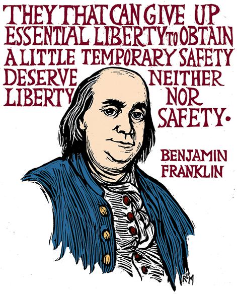 Benjamin Franklin Poster Art For Social Justice Ricardo Levins Morales Benjamin Franklin Quotes Benjamin Franklin Liberty Quotes