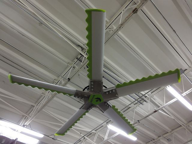 Warehouse facility puerto rico altra air ceiling fans in a warehouse facility in puerto rico aloadofball Images