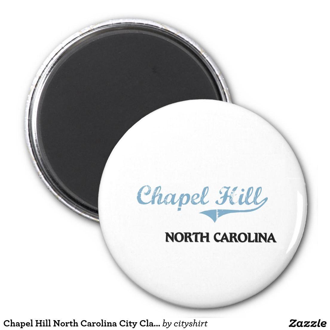 Chapel hill north carolina city classic zazzle