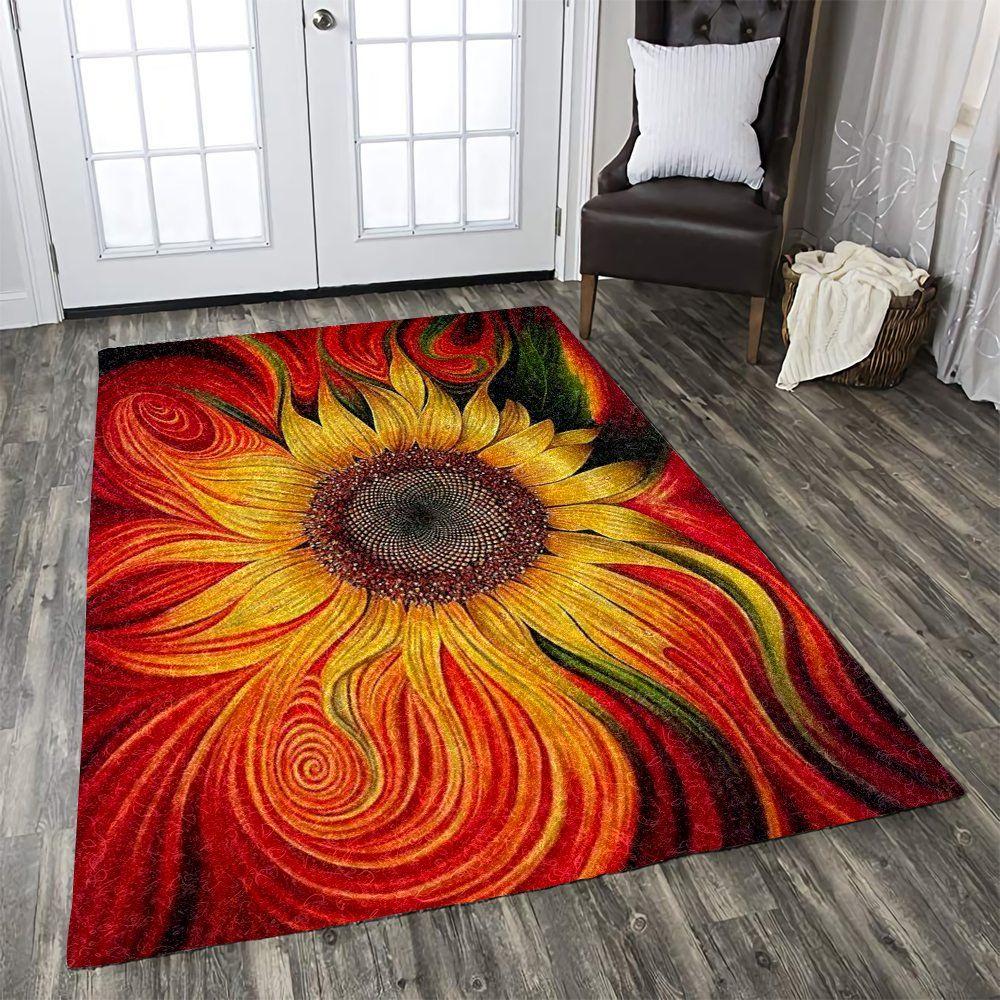 Sunflower Hm240724 Rug Azcozy Rugs Cozy Rugs Vivid Colors