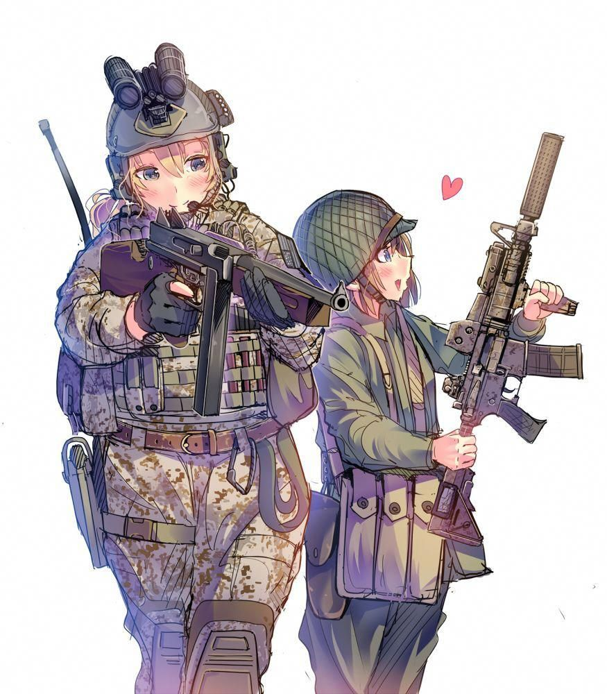 Pin on Airsoft Girls