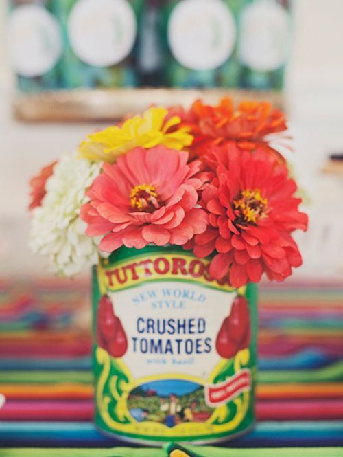 Mexican themed wedding shower