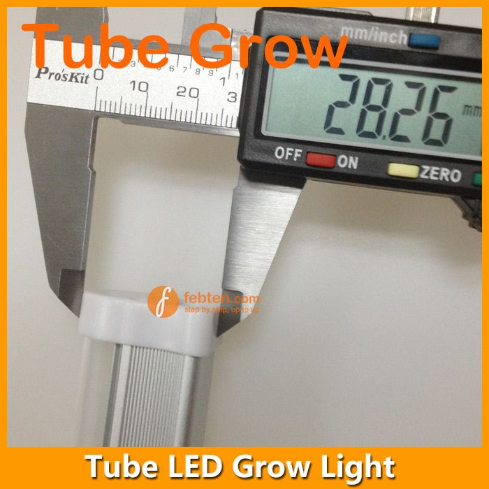 14w Led Grow Lamp Integrated T5 4ft Hydroponic Growing Led Grow Lights Led Grow Grow Lamps