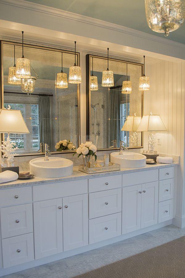 My Visit To The Dream Home On Martha S Vineyard Bathroom Ceiling Light Fixturesbathroom