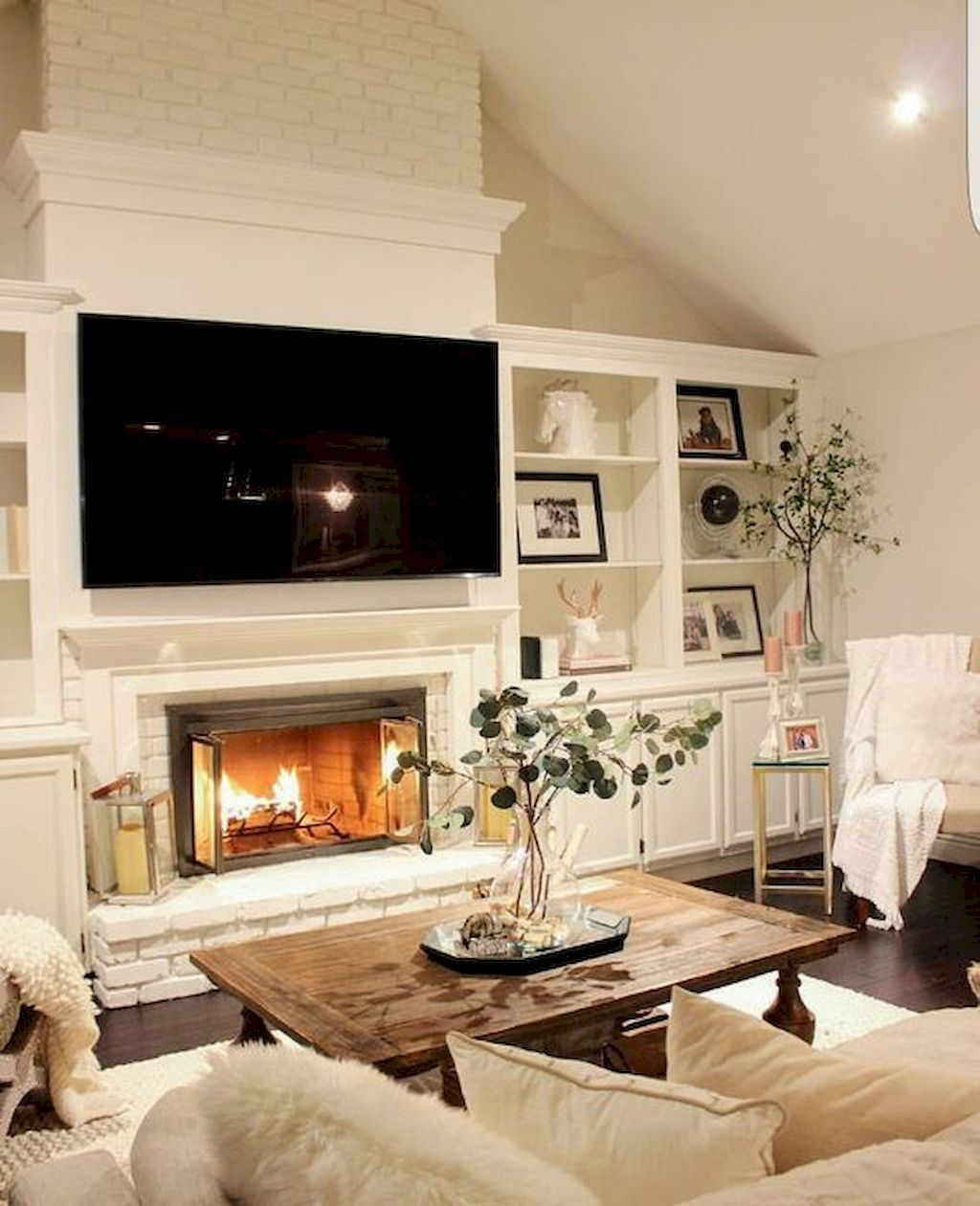 50 Best Modern Farmhouse Living Room Makeover Ideas images