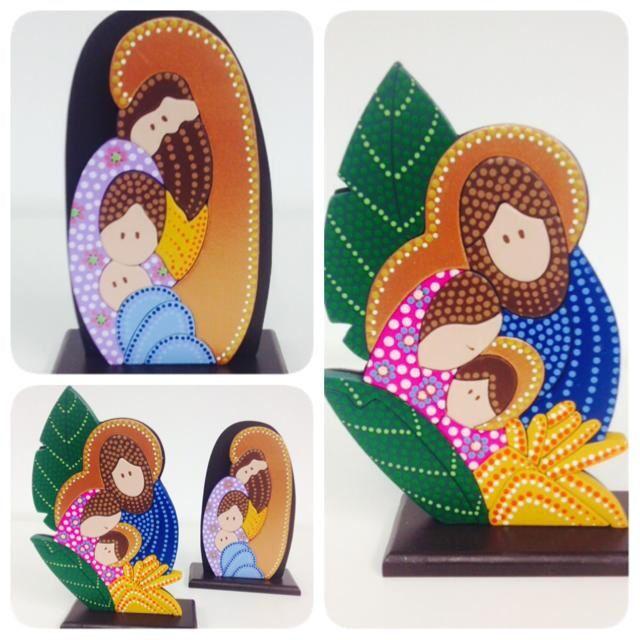 Nacimientos country manualidades navidad decoracion for Manualidades souvenirs navidenos