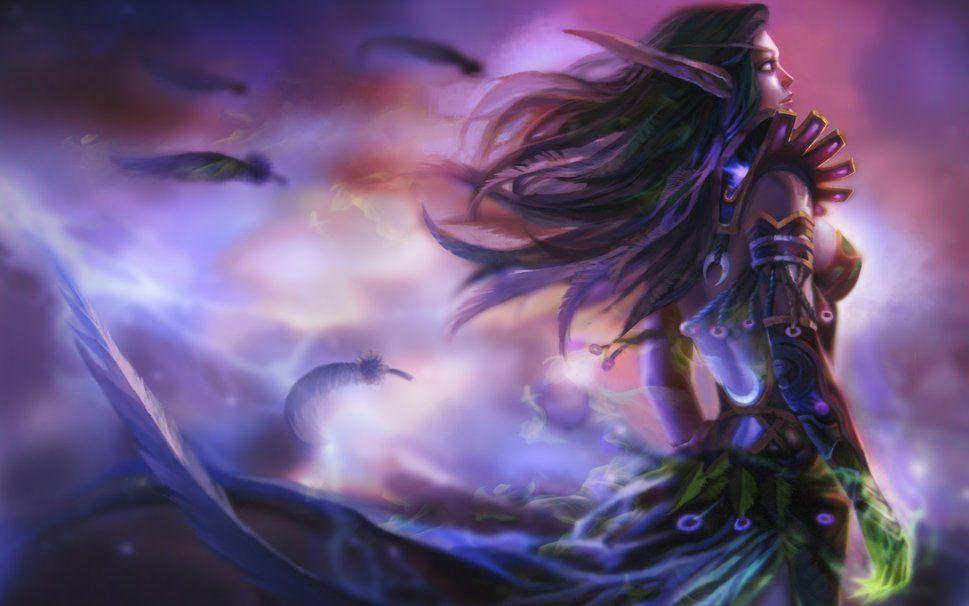 Night Elf Druid World Of Warcraft World Of Warcraft World Of