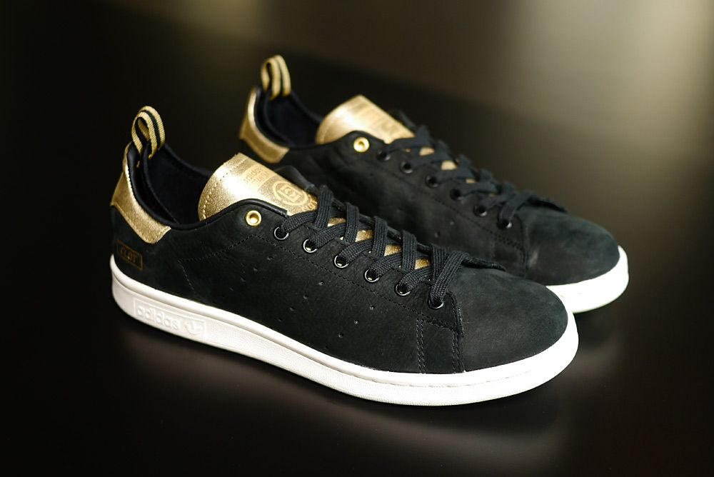 adidas Consortium x CLOT Stan Smith | Fresh sneakers, Stan ...