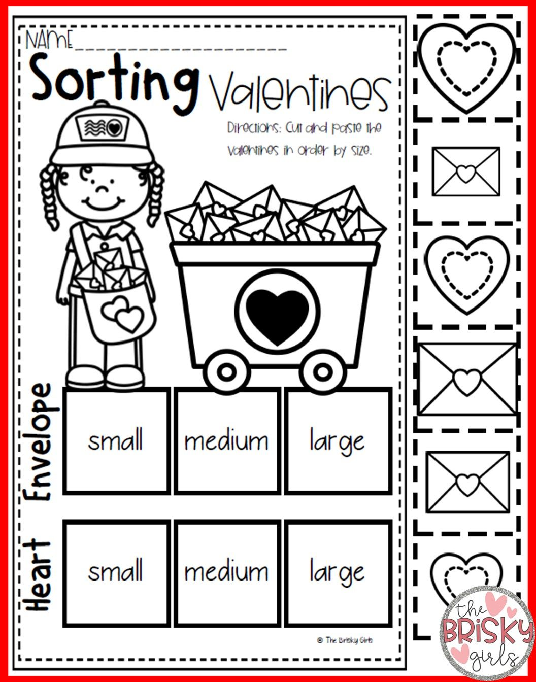 Valentine S Day Activities For Preschoolers And