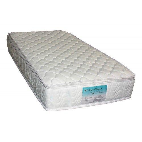 Single Quality Latex Pillow Top Pocket Spring Mattress