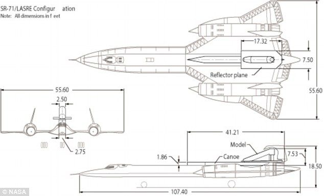 Pictures show how engineers in 1960s built top secret SR