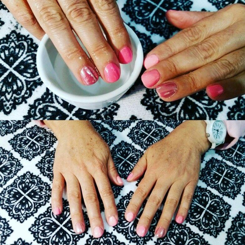 Nails térmicas  Mood gelish  Thermal gelish
