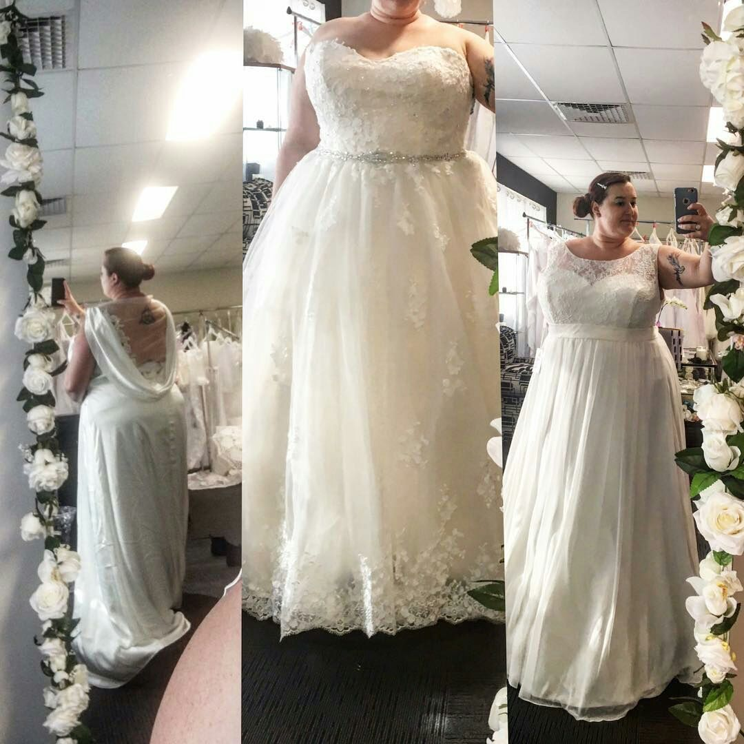 Get plus size wedding dresses made for less at www.dariuscordell.com ...