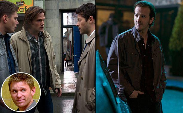 Mark Pellegrino (Lucifer) shares his favorite #Supernatural episodes