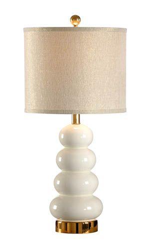 Zoe lamp gardenia wildwood lamps studio w collection 448 50