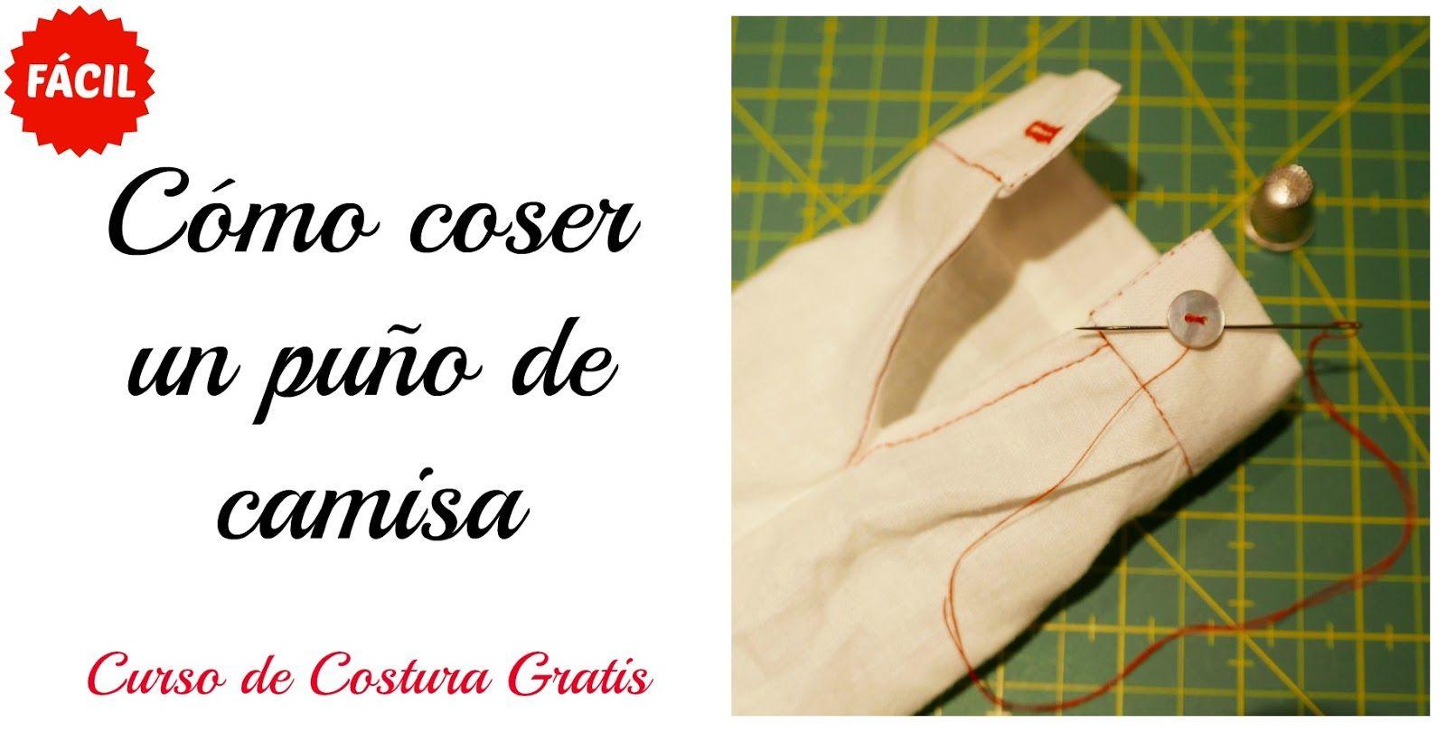 Cómo coser fácilmente puños de camisa | Colours for Baby, Patrones y ...