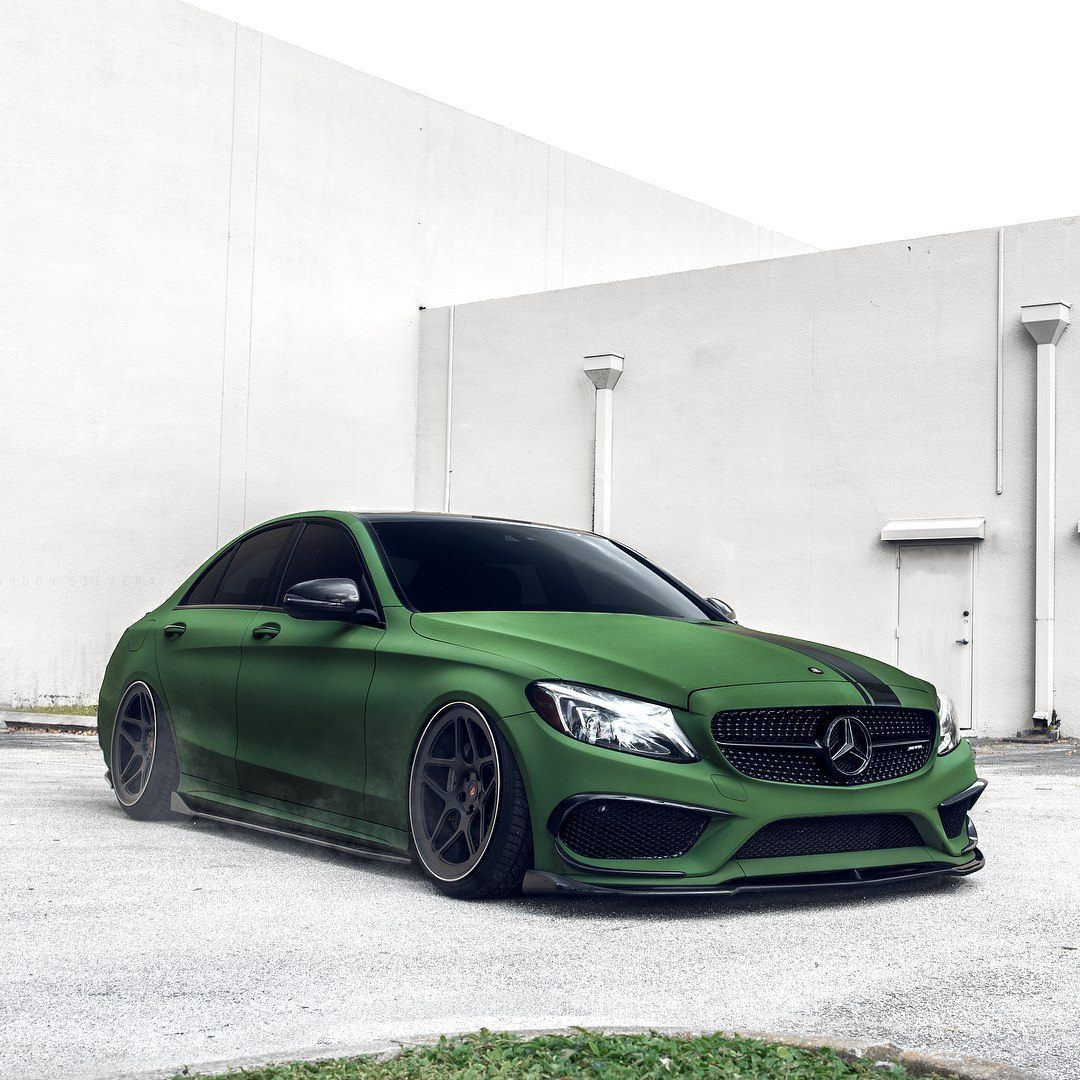 Is The Color Just The Style: Mercedes C450 AMG 4Matic