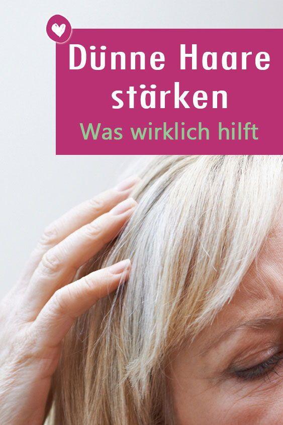Photo of Was hilft gegen dünne Haare bei Frauen in den Wechseljahren?