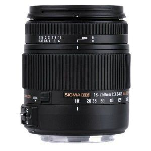 Sigma 18 250mm F3 5 6 3 Dc Macro Os Hsm Lens Digital Slr Camera Camera Lenses Canon Sony Digital Camera
