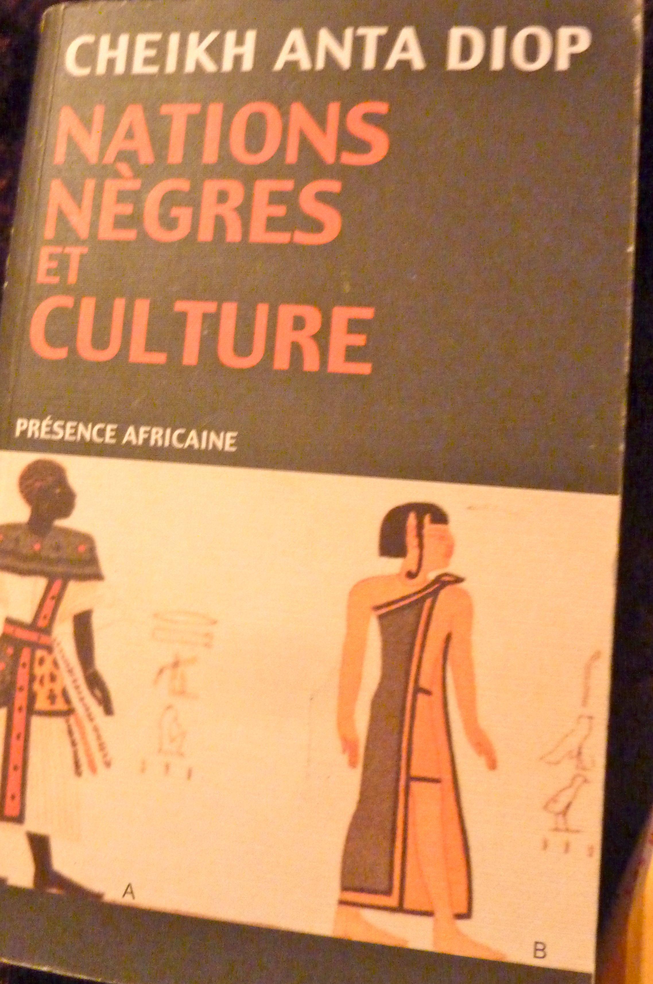 Cheikh Anta Diop Litterature Africaine Lecture Litterature