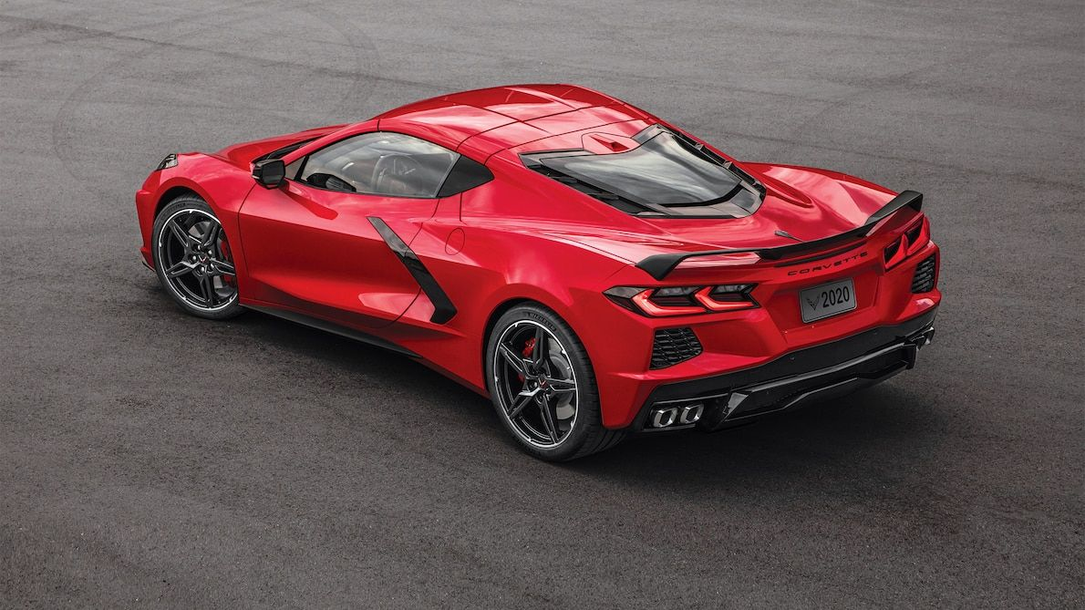 Revealed Mid Engine 2020 Chevrolet Corvette Stingray Makes 495 Horsepower Corvette Stingray Chevrolet Corvette Chevrolet Corvette Stingray