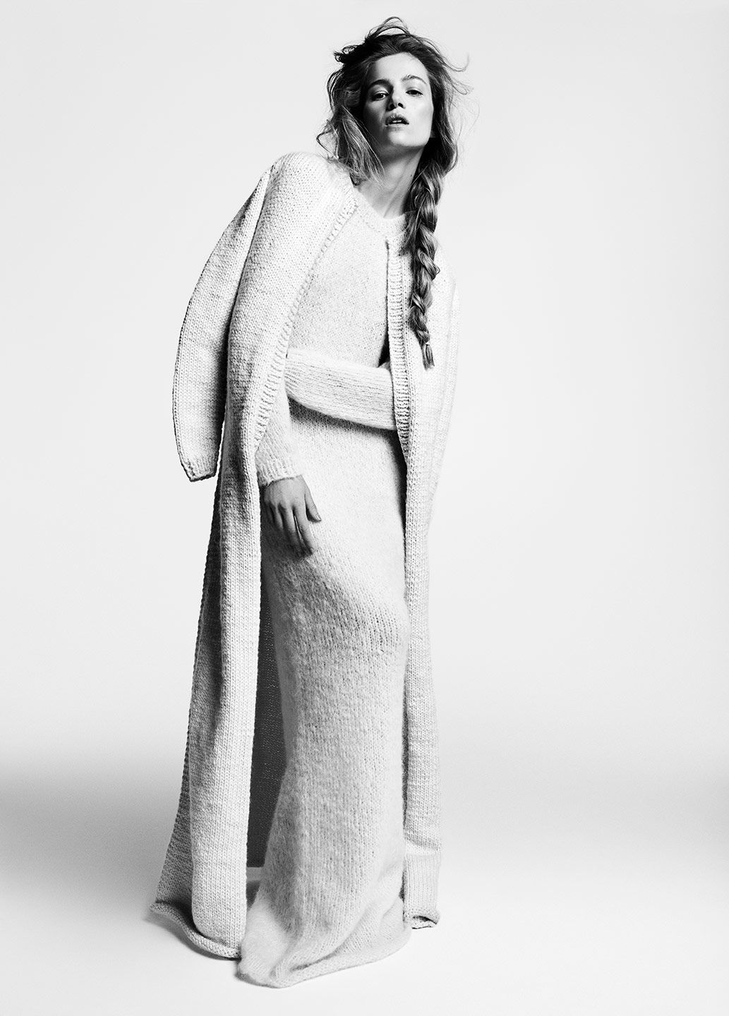 Nanna van Blaaderen — Knit design for fashion and home textiles ...