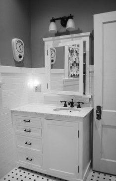 Remodel Bathroom Nashville hodges - traditional - bathroom - nashville - gill design