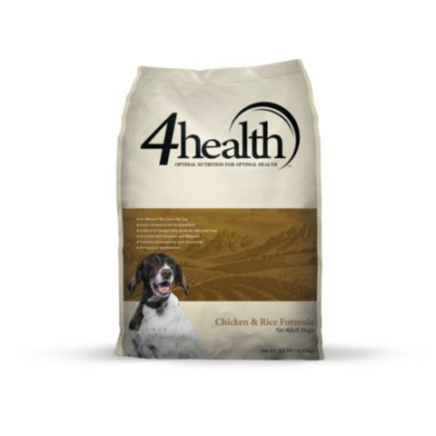 4health Chicken Rice Formula For Adult Dogs 35 Lb Bag