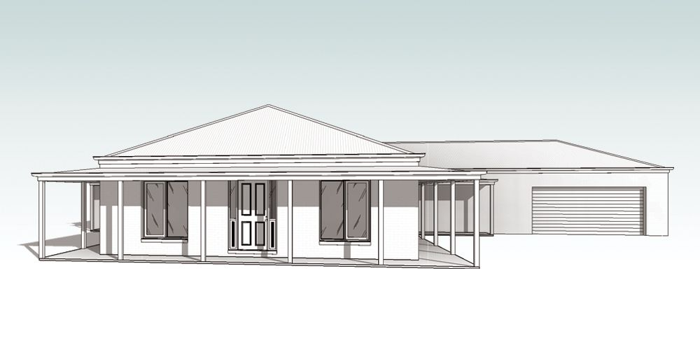 Acreage Homes | 2425 | Q Designer Homes| Geelong Builder | Floor ...