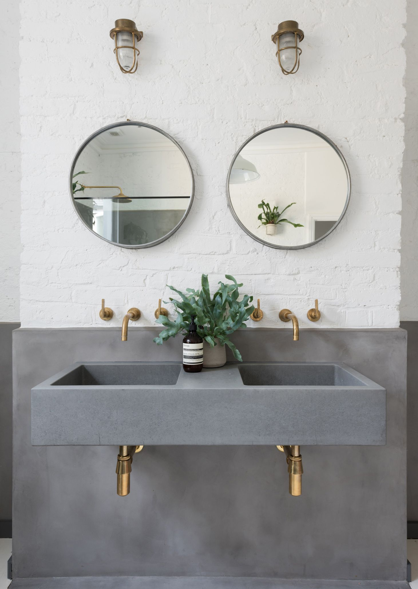 Master Bathroom Design By All Nxthing Which Features The