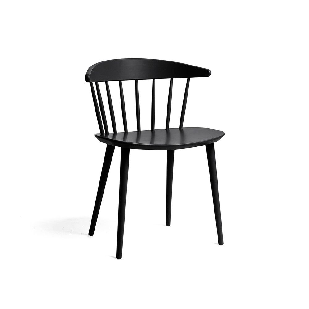 The Hay J104 Chair, originally designed in the 1960s by Jorgen Baekmark.