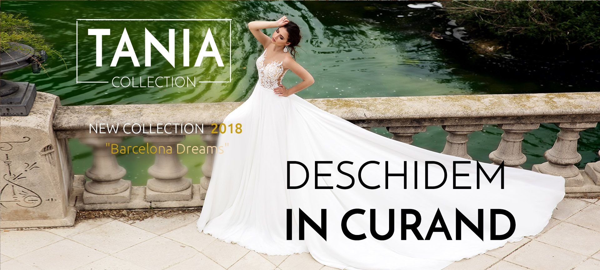 Magazin De Rochii De Mireasa In Bucuresti Tania Collection