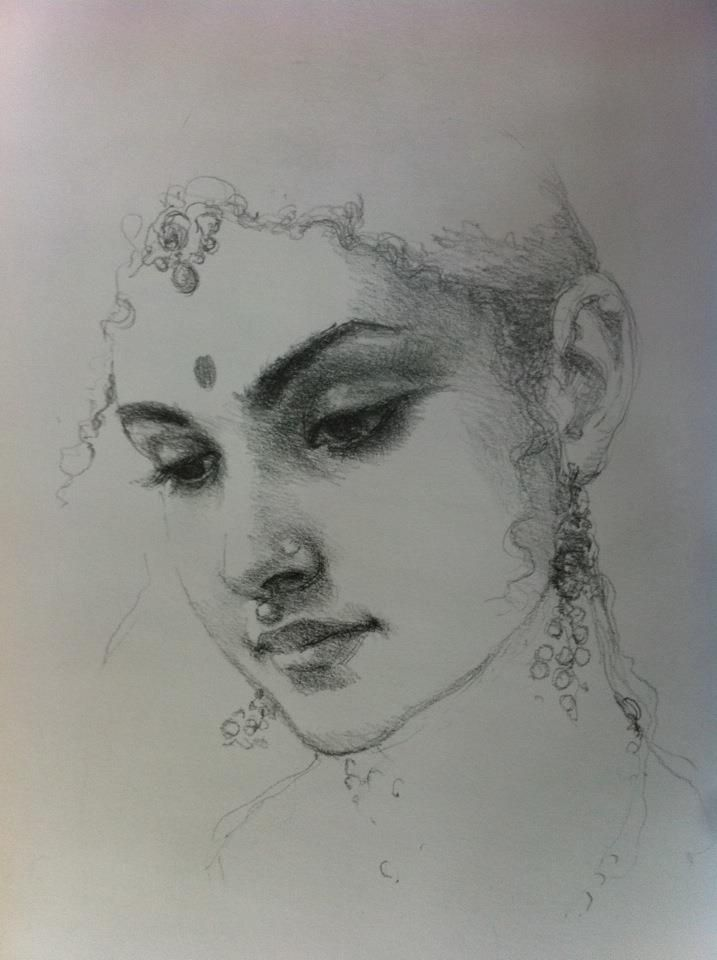radha by dhriti devi dasi miriam briks krishna pinterest krishna sketches and krishna art