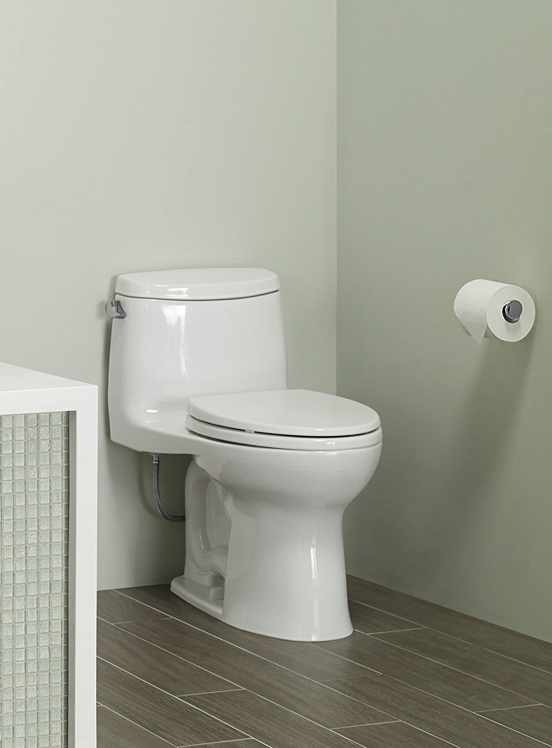 Toto Ms604114cefg 01 Ultramax Ii Het Double Cyclone Elongated One Piece Toilet With Sanagloss Cotton Wh One Piece Toilets Contemporary Bathroom Remodel Toilet