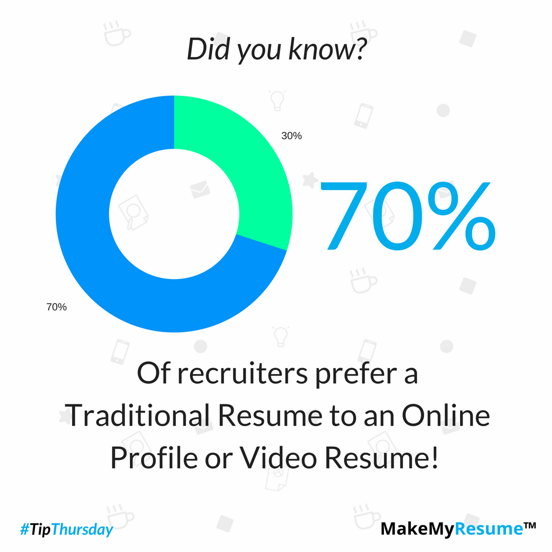 Basic at its best. TipThursday Get your resume crafted at