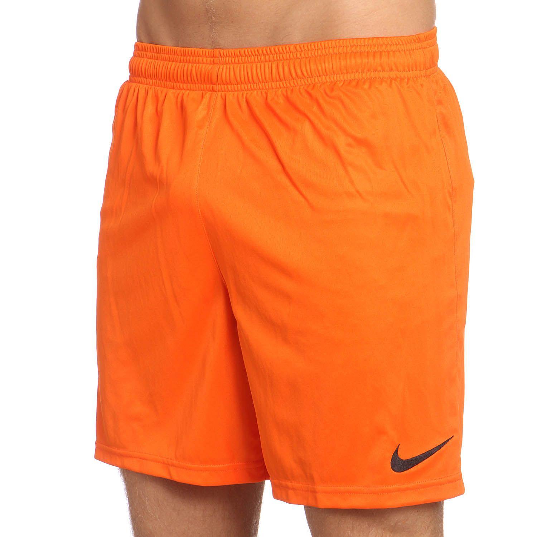 Nike | PARK KNIT SHORT Fußball Hose Herren | http://mysportworld.de/nike-park-knit-short-fussball-hose-herren-safety-orange-black.html