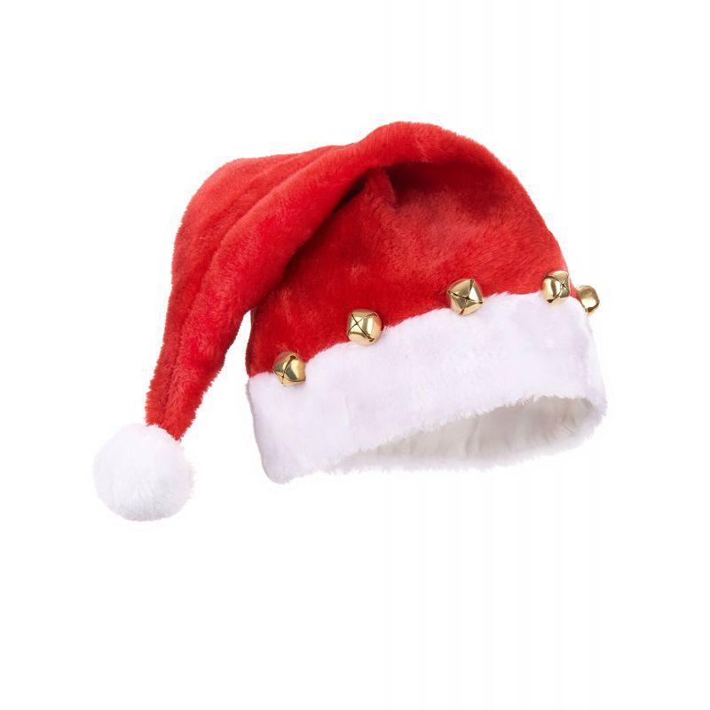Bonnet De Pere Noel BonDe Père Noel Avec Grelot   Pere noel, Noel, Bonnet