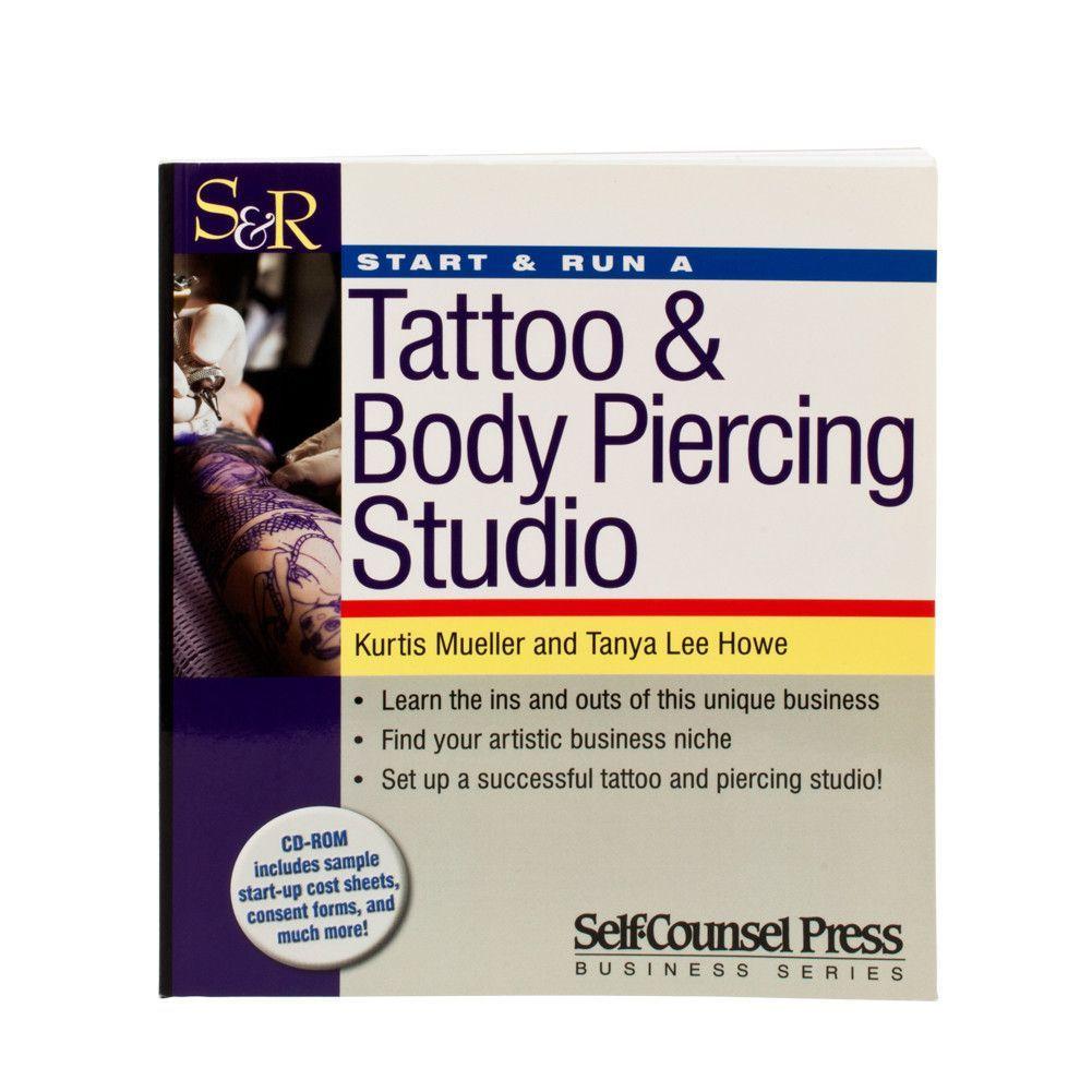 Start  Run A Tattoo  Body Piercing Studio  Kurtis Mueller