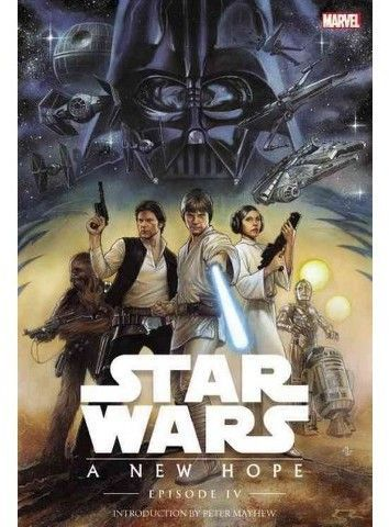 Star Wars Episode Iv A New Hope Reprint Paperback Roy Thomas Star Wars Episode 4 Star Wars Episode Iv Star Wars Poster