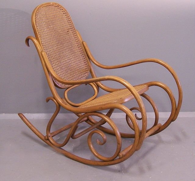 Fantastic Gebruder Thonet Bentwood Rocking Chair In 2019 Rocking Creativecarmelina Interior Chair Design Creativecarmelinacom