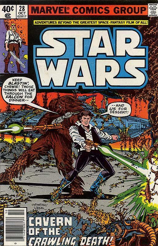 HAN SOLO #1 STAR WARS MARVEL COMICS VF+