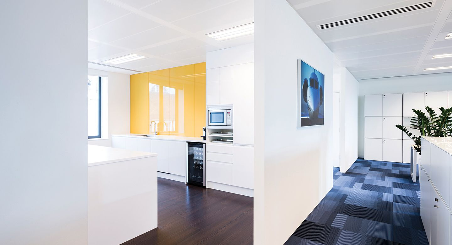 Gulfstream Office Design & Fit Out Office design