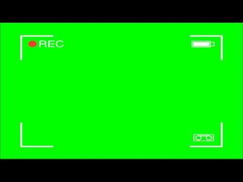Recording Overlay Green Screen Effect YouTube in 2020
